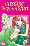couverture Faster than a kiss, Tome 10