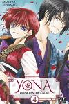 couverture Yona - Princesse de l'Aube, tome 4