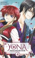 Yona, princesse de l'aube, Tome 4