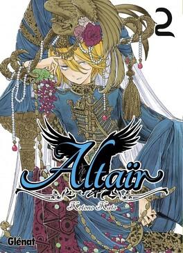 Couverture du livre : Altaïr, Tome 2