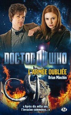 Couverture de Doctor Who : L'Armée Oubliée