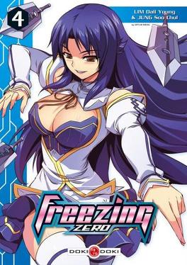 Couverture du livre : Freezing Zero, Tome 4