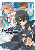Sword Art Online - Aincrad, Tome 1 (Manga)