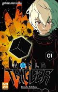 World Trigger, Tome 1