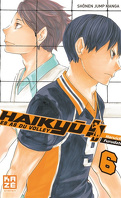 Haikyū !! Les As du volley, Tome 6