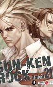Sun-Ken Rock, Tome 21