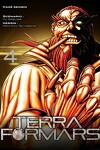 couverture Terra Formars, Tome 4