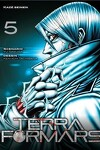 couverture Terra Formars, Tome 5