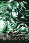 couverture Terra Formars, Tome 7