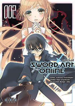 Couverture du livre : Sword Art Online - Aincrad, Tome 2 (Manga)