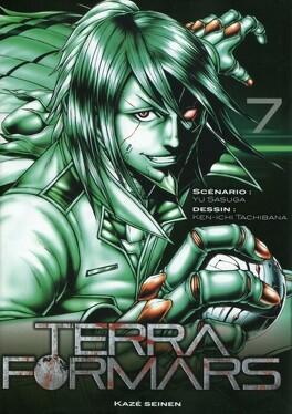 Couverture du livre : Terra Formars, Tome 7