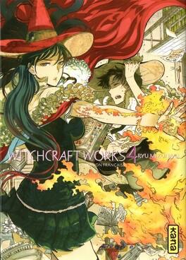 Couverture du livre : Witchcraft works, Tome 4