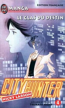 Couverture du livre : City Hunter, tome 4 : Le glas du destin