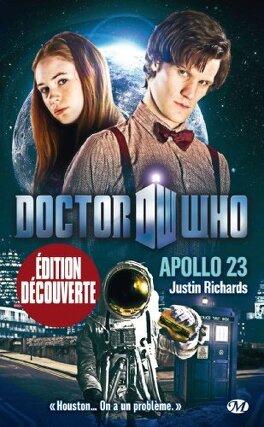 Couverture du livre : Doctor Who : Apollo 23