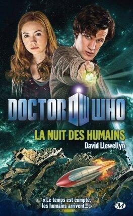 Couverture du livre : Doctor Who : La Nuit des Humains