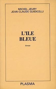 Couverture du livre : L'Île bleue