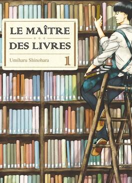 Couverture du livre : Le Maître des livres, Tome 1