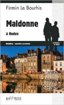 Couverture du livre : Maldonne à Redon