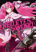 Red Eyes Sword - Akame ga Kill !, Tome 2