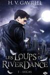 couverture Les Loups de Riverdance, Tome 1 : Lucas