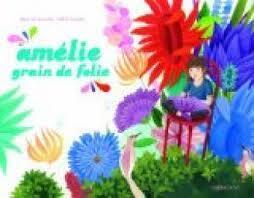 Couverture du livre : Amélie grain de folie