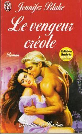 Couverture du livre : Le vengeur créole
