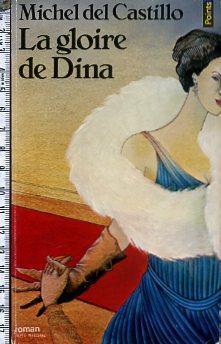 Couverture du livre : La gloire de Dina