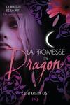 couverture La Maison de la Nuit, HS : La Promesse de Dragon