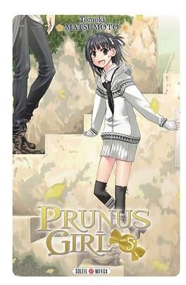 Couverture du livre : Prunus Girl, Tome 5