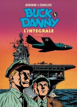 Couverture du livre : Buck Danny - L'intégrale, tome 4