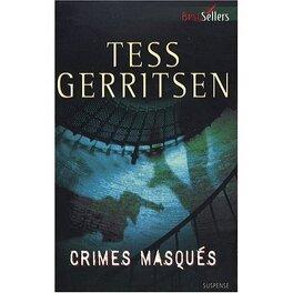 Couverture du livre : Crimes masqués
