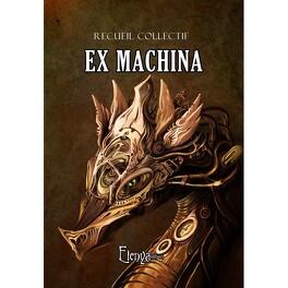 Couverture du livre : Ex machina