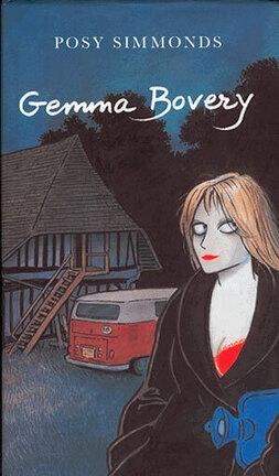 Couverture du livre : Gemma Bovery