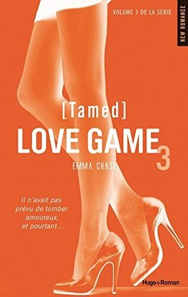 Couverture du livre : Love Game, Tome 3 : Tamed