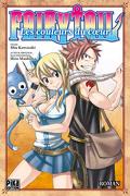 Fairy Tail, Tome 1 : Les Couleurs du cœur