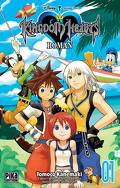 Kingdom Hearts, Tome 1 (Roman)