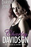 couverture Charley Davidson, Tome 6 : Au bord de la sixième tombe