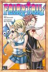 couverture Fairy Tail, Tome 1 : Les Couleurs du cœur