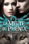 couverture La Meute du Phénix, Tome 3 : Nick Axton