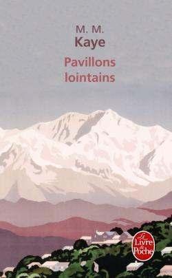 Couverture du livre : Pavillons lointains