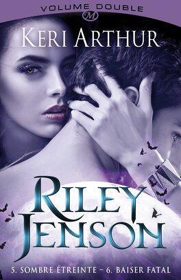 Couverture du livre : Riley Jenson : Volume Double, Tomes 5 & 6