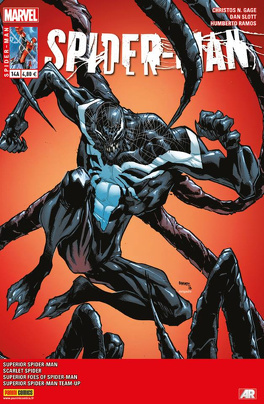 Couverture du livre : Spider-man (marvel now) n°14