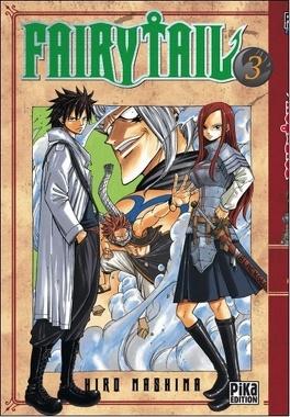 Couverture du livre : Fairy Tail, Tome 3