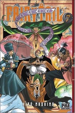 Couverture du livre : Fairy Tail, Tome 7