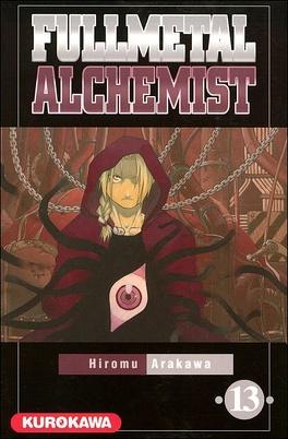 Couverture du livre : Fullmetal Alchemist, tome 13