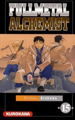 Couverture du livre : Fullmetal Alchemist, tome 15