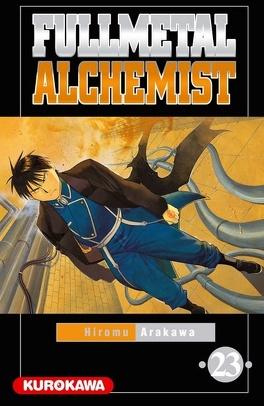 Couverture du livre : Fullmetal Alchemist, tome 23