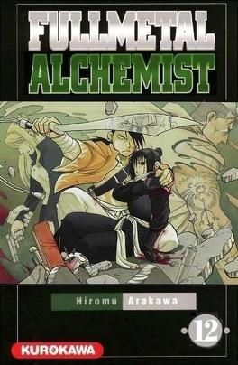 Couverture du livre : Fullmetal Alchemist, tome 12