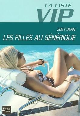 Couverture du livre : La liste VIP, Tome 2 : Les filles au générique
