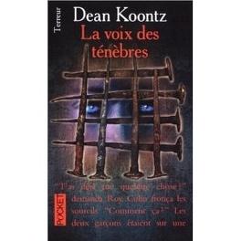 Couverture du livre : La Voix des ténèbres